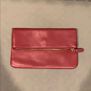 Red foldable bag